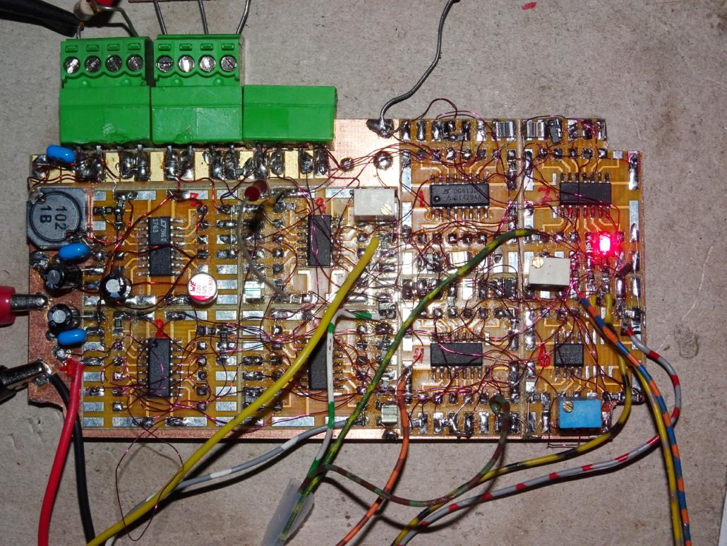 TQP main electronic close up 1
