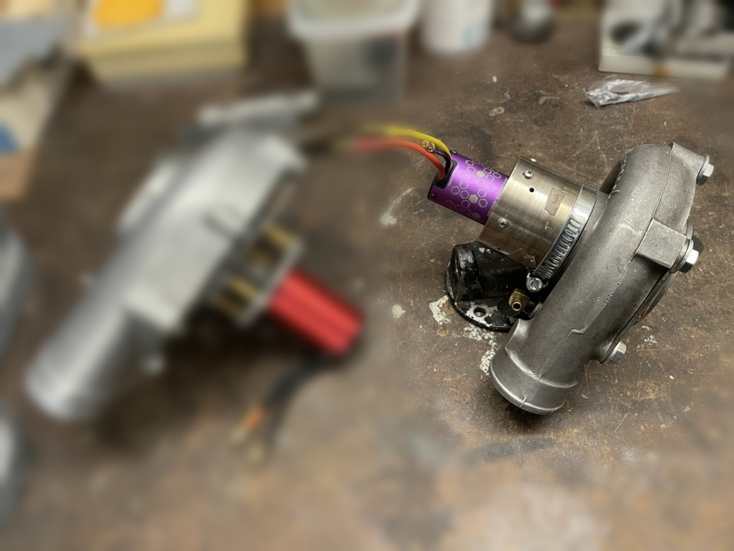 Electric Turbo small T04