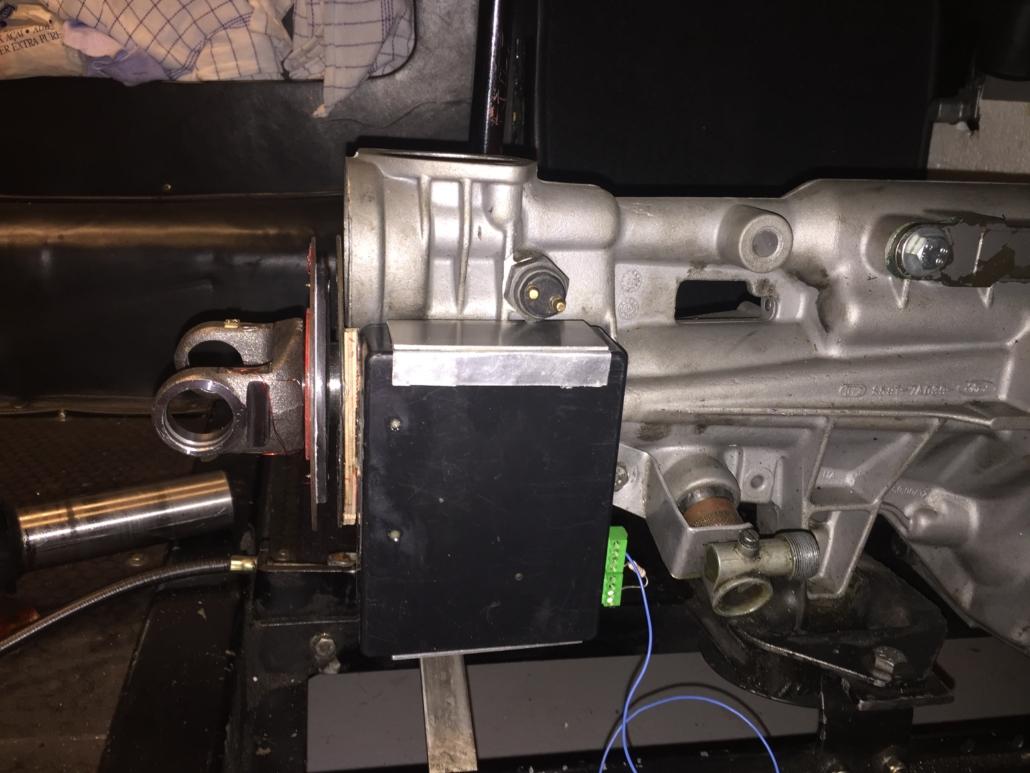 TQP 900 on Ford 5 gear T9 gear box