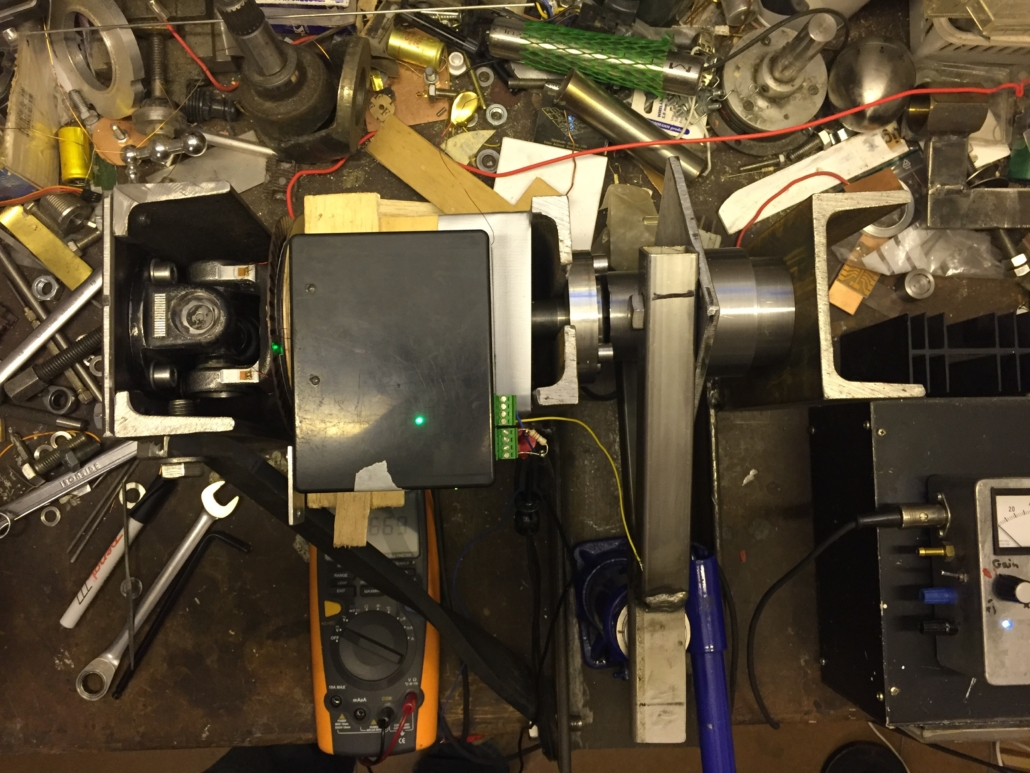 TQP900 Torque System testing 1