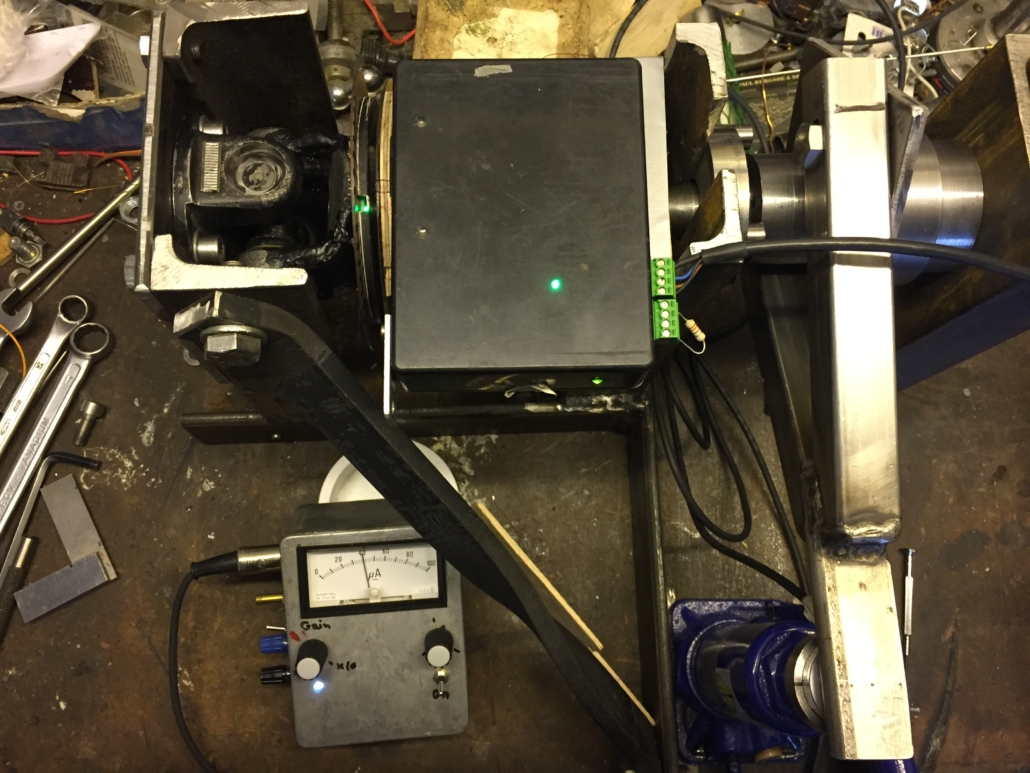 TQP 900 Torque System testing 2