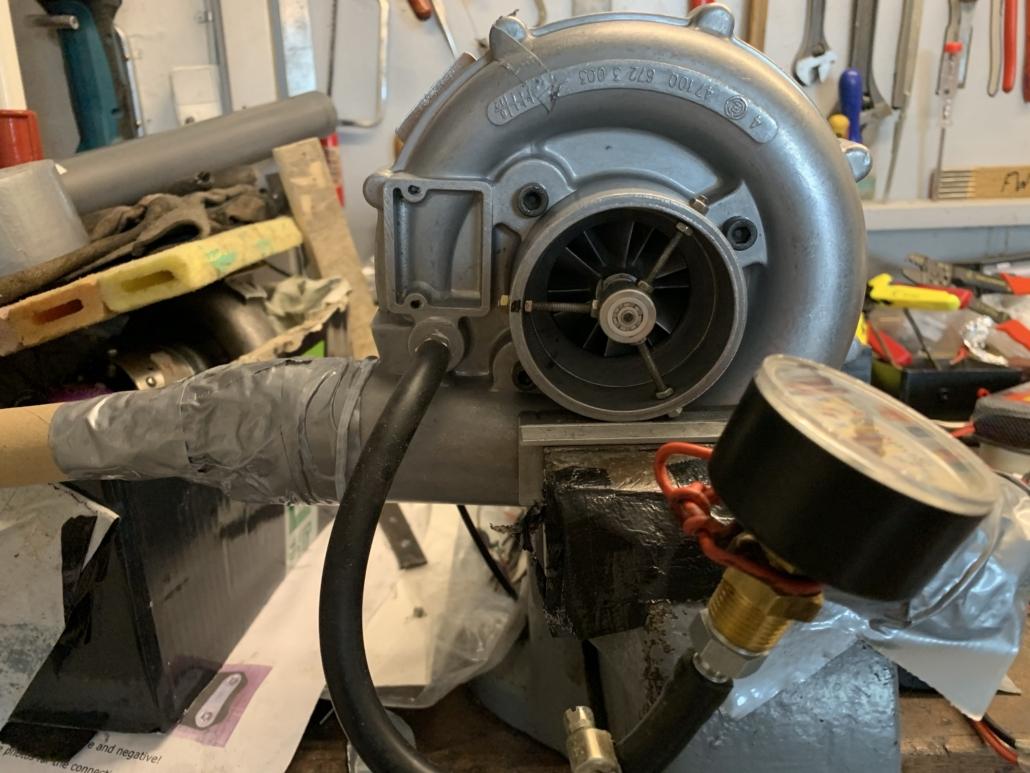 Electric Turbo 2 K27 Motor 4068 2650KV 6S 22v