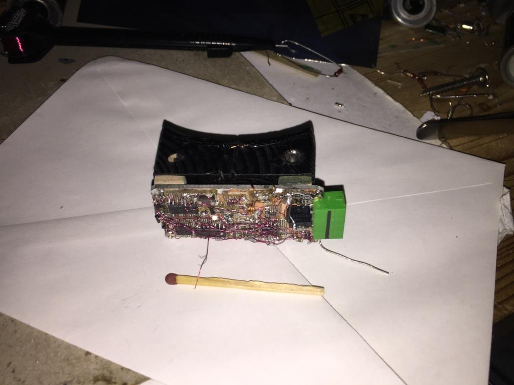 TQP 800 Fixed Unit electronic